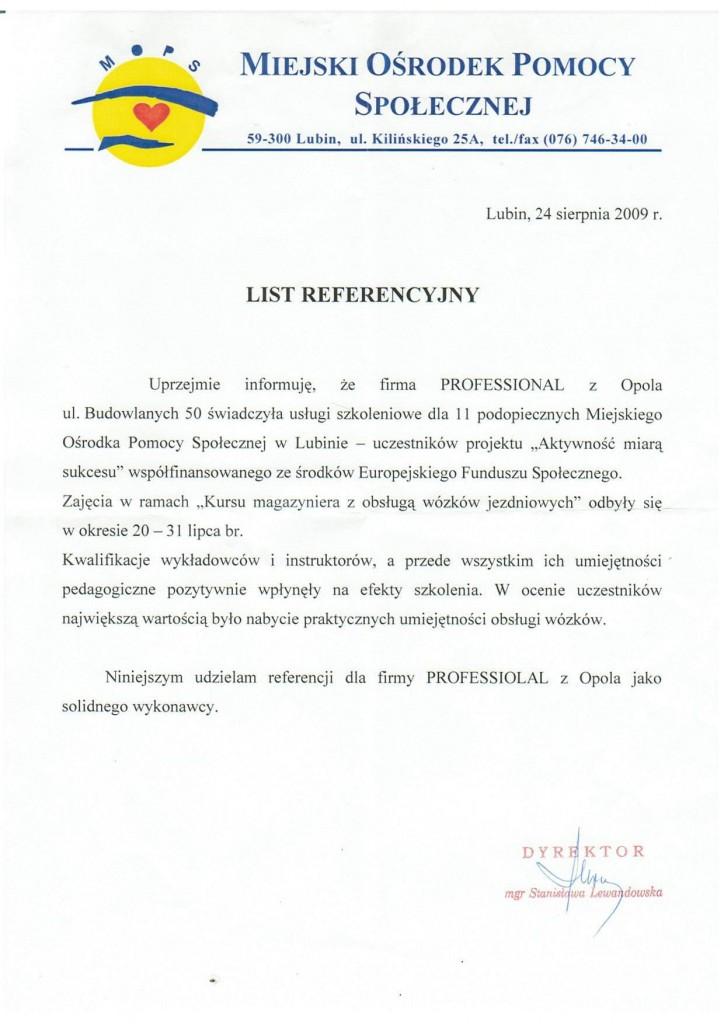 MOPS Lubin WJB 24.08.20091