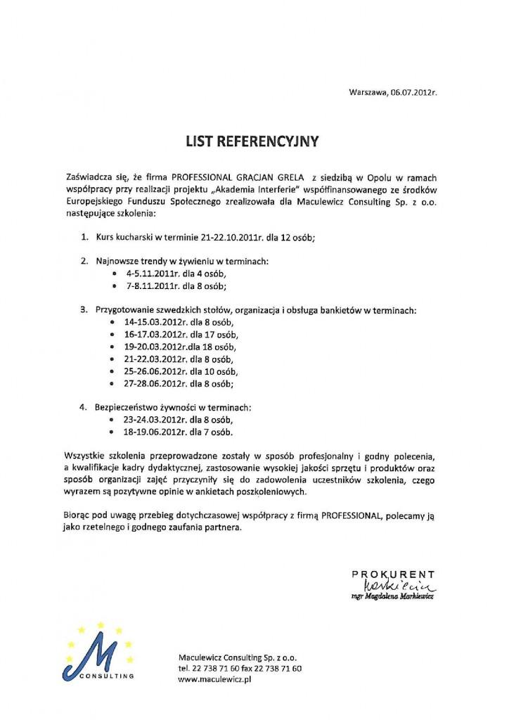 Interferie 6.07.20121
